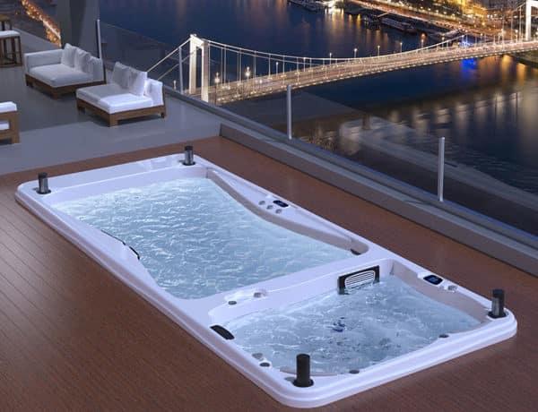 Hidromasažni bazeni za plivanje